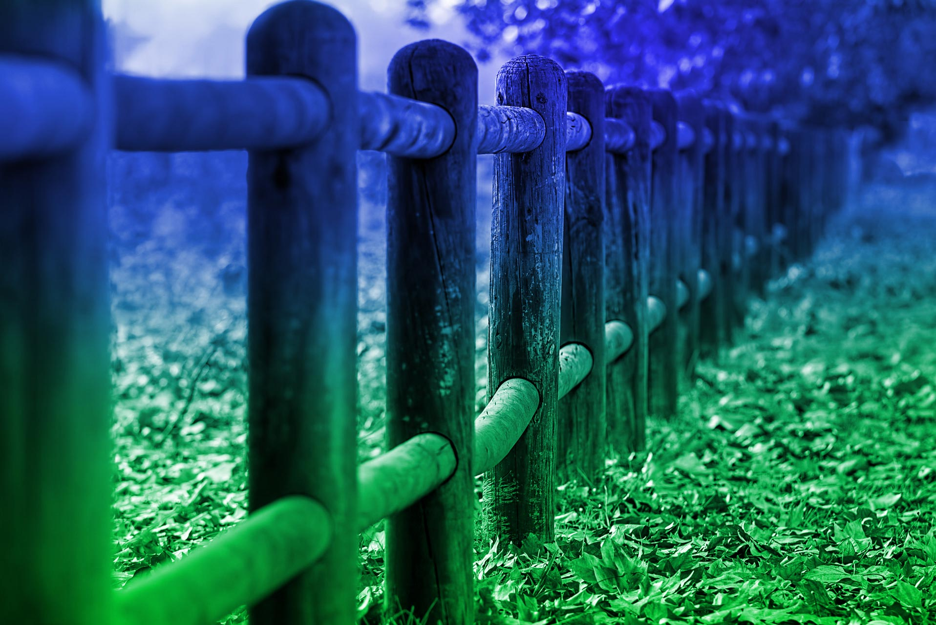 Countryside Fence